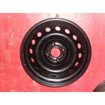 Roda Peugeot Aro 14 De Ferro 4x108 Original Valor 80.