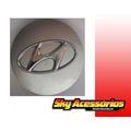Calota Centro De Roda Hyundai I30/ix35/veloster/tucson/hb20