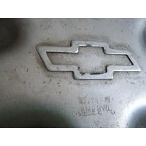Calota Orig. Em Aluminio Centro De Roda Kadett Gl Gls 94/