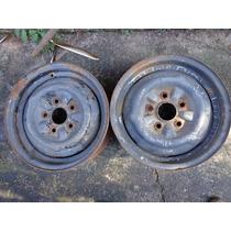 Roda De Ferro Para Opala Até 1974 6x14 Pol.