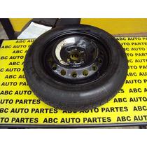 Estepe Roda Pneu Fino Fiat 500 11/12 Pirelli S135/80/b14