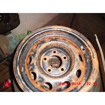 Roda Opala, Caravam De Ferro Aro 14...uma Unidade