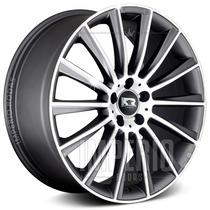 Roda Mercedes C63 Amg Aro 15 - Grafite Diamantado