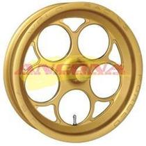 Roda Weld Magnum Gold Aro 15 Tala 3.5 Bs 1.75 Cubo Rapido