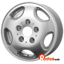 Roda Van Sprinter Original Mb Mercedes-benz Aro 15