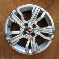 Roda Fiat Idea / Palio / Doblo Adv. Aro 15 (original)