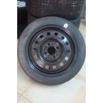 Estepe Fino New Fiesta Pneu Maxxis T125/80 D15 95m