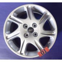Roda Liga Leve Avulsa Original Fiat Marea 2.4 4x98 Aro 15