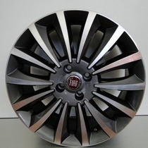 Jg Roda Linea Absolut Aro15 Palio Siena Strada Idea+pneus