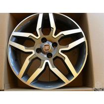 Jg Roda Idea Sport Aro 17 Palio Uno Idea Siena +pneus