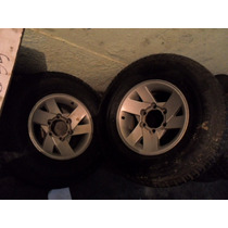 Roda Mitsubishi Pajero Sport R15