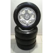 Roda Ford Ecosport Com Pneu Pirelli Scorpion