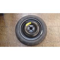 Estepe Fino Honda City/fit Aro 15 C/ Pneu Kenda 135/80/15