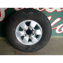 Roda C/pneu Aro 15 Da Hilux 2006 Ref. 255/70 R15