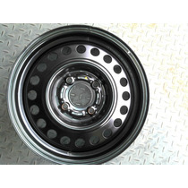 Roda Ferro Aço Aro 15 Nissan Livina Vw, Gm, Fiat, Ford