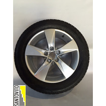 Roda/pneu Spacefox/ Fox Aro 15 5x100 Bridgestone
