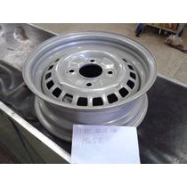 Roda Vw Fusca Variant Tl 15 X 5,5 4 Furos Aro 15 Rb-152
