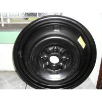 Estepes Finos/rodas Importadas C/ 4 Polegadas Largura