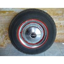 Roda Aero Willys F100 Rural