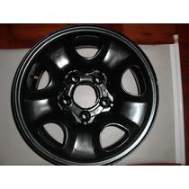 Roda De Ferro S10 Aro 15 Semi Nova Original Gm Preta 5 Furos