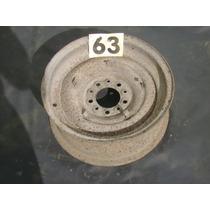 Vendo 3 Rodas P/ Carro Antigo, Medidas 16 X 6 Peças Boas