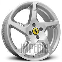 Roda Ferrari 458 Italia Aro 15 - Prata