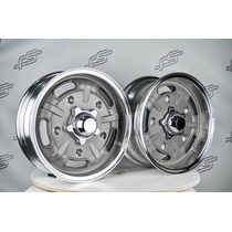 Roda Raw Classics Speed Master /salt Flat Aro 15 Fusca Kombi