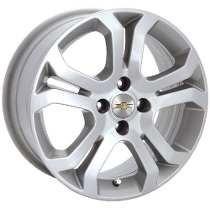 Roda 15 Vectra Elegance Prata E Grafite-corsa-celta-astra E+