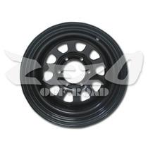 Roda Aro Jante Ferro Daytona Troller, Toyota 4x4 16x8 6furos