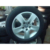 Roda Audi A4 Aro 16 C/ Pneu Michelin 215/55/16
