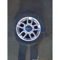 Estepe Roda C/ Pneu Fiat 500 Aro 15 185/55r15 - Sport Car