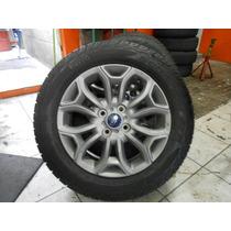 Roda Ecosport Aro 16 Original Com Pneu Pirelli