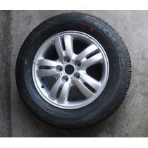 Roda Com Pneu Hyundai Tucson 235/60/r16