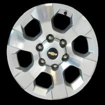 Jogo De Rodas Réplica Krmai R31 16 Gm S10 Ltz Silver Star