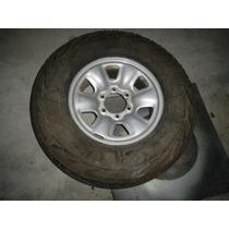 Vendo Uma Roda Hilux Aro 16 R$300,00 Com Pneu Usado