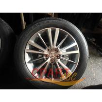 Rodas Corolla 2014/2015 205/55/16 - Original - Pneus Corolla