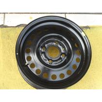 Roda Nissan Livina Aro 16 De Ferro Valor 230.00
