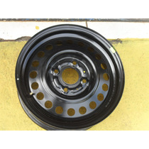 Roda Nissan Tiida Aro 16 De Ferro Original Valor 230