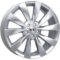 Jogo Roda K23 Peugeot 206 307 207 Ford Ka Focus Fiesta 4x108