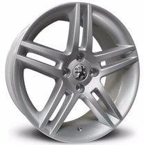 Roda Aro 17 Peugeot 308 206 207 307 4x108 Frete Grátis P/ Sp