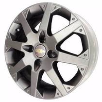 Jogo Roda 17 / Kr R16 / Aro 17 / 4x100 / Gm Chevrolet Astra