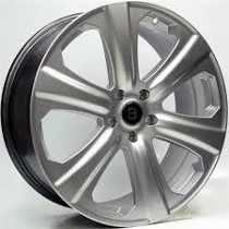 Roda Bentley Sport Aro 17 4/5 Furos Golf Fox Hb20 I30 Astra