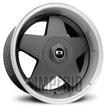 Roda Krmai K56 Aro 17 - Grafite Com Borda Diamantado