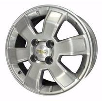 Jogo Roda 17 / Kr R15 / Aro 17/ 4x100 / Gm Chevrolet Montana