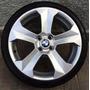 Rodas Bmw X6 17 + Pneus 205/40/17 Gol G5 G6 Astra Civic Hb20