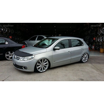 Rodas Misty 17 + Pneus 205/40/17 Fox Gol Polo Celta Onix Up