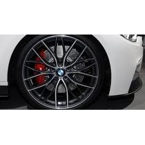 Roda Bmw 335 Aro 17 4/5 Furos Vectra Onix Megane+pneus
