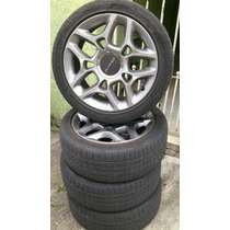Msantosimports Rodas C/pneus Do Fiat Bravo Wolverine 2013
