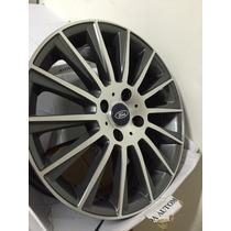Jg Roda 17x7 New Fiesta Focus Ecosport 4x108 Et 40 +pneus