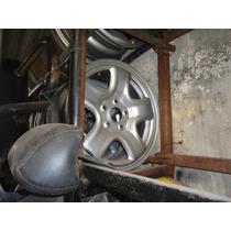 Roda De Aço Toyota Rav 4 R$300,00 Com Pneu 235 60 17 Usado B